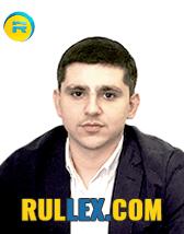 Юрист по банкротству - Мелконян Давид Араикович