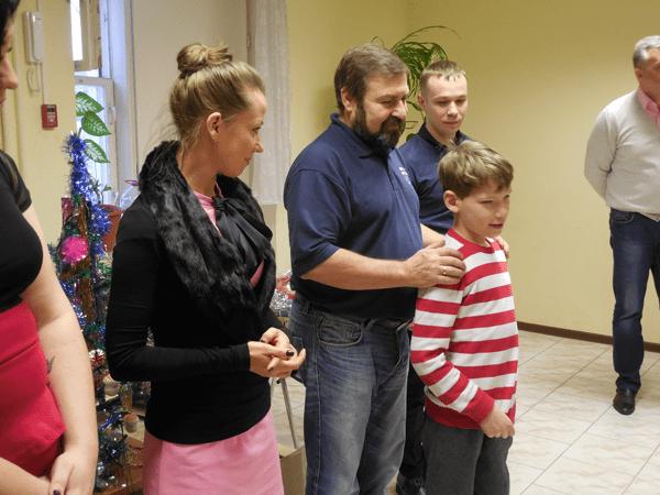Знакомство и общение со слепым мальчиком - результаты работы сайта rullex.com