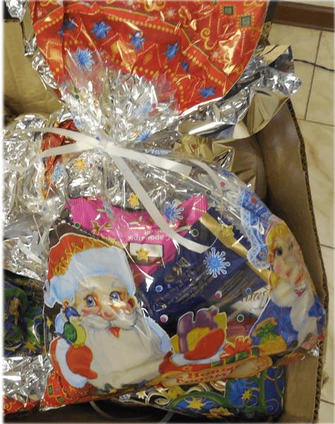 Новогодние подарки, наборы конфет. Rullex.com