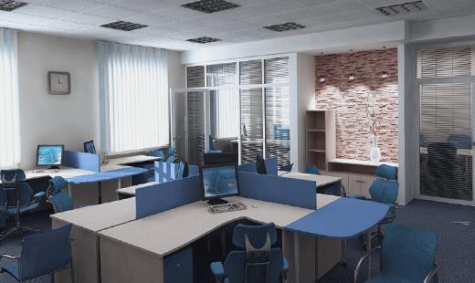 МПЦ Вектор, офис